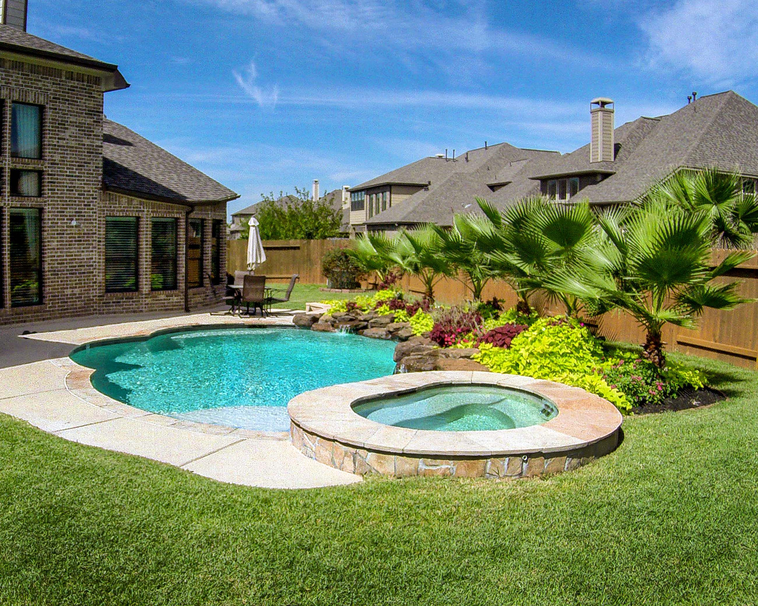 custom inground pools. $50-$60k Custom Swimming Pool Inground Pools
