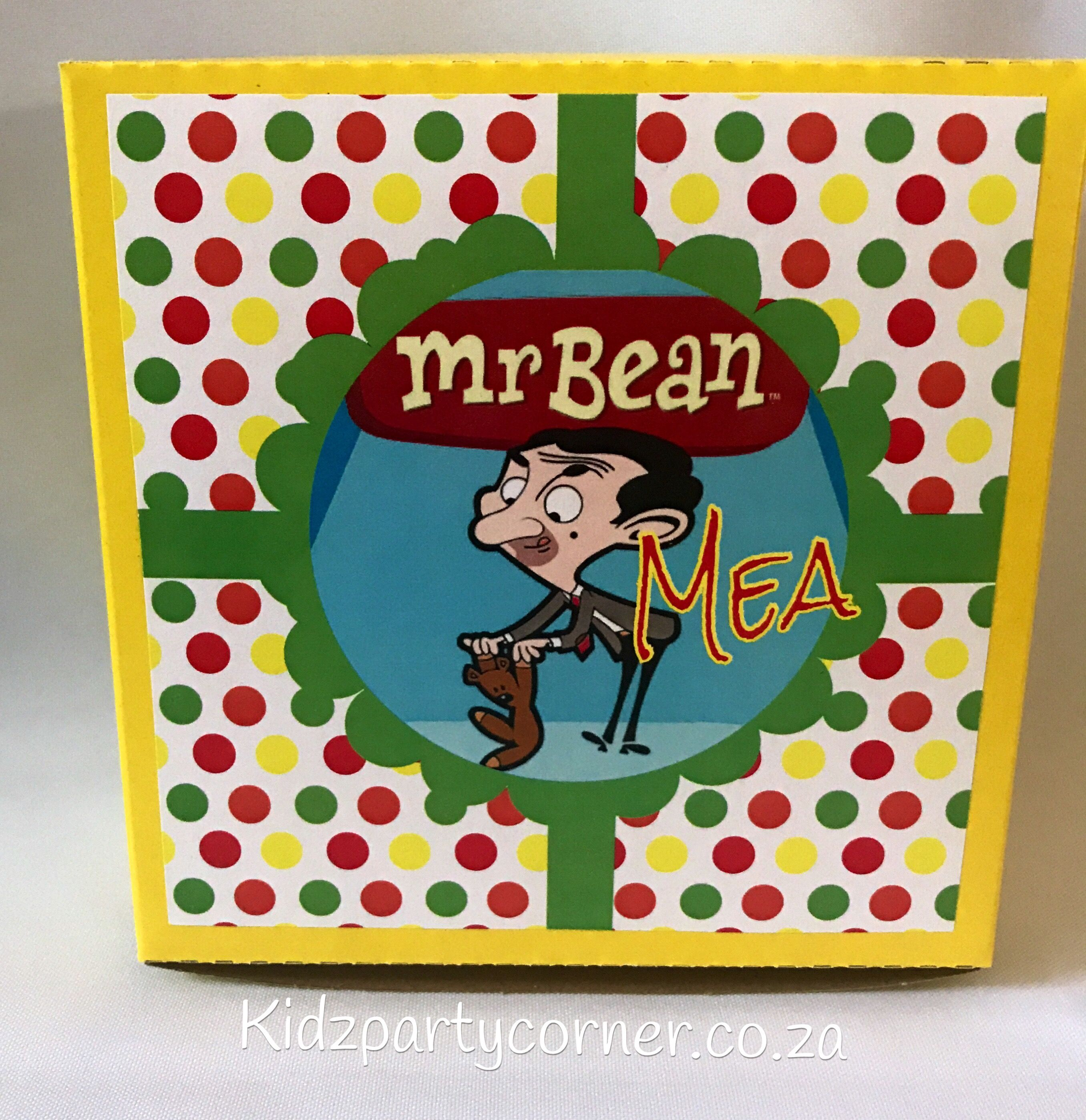 Party Pack Mr Bean Party Theme Supplies Favours And Decor We Design And Create Any Theme For Any Occasion And Ag Kids Party Themes Mr Bean Birthday Mr Bean