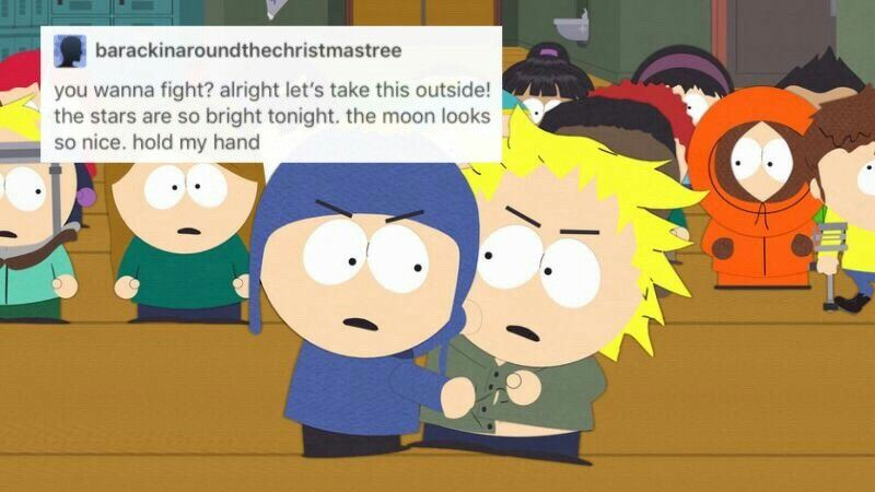 Creek In A Nutshell South Park Anime Tweek South Park South