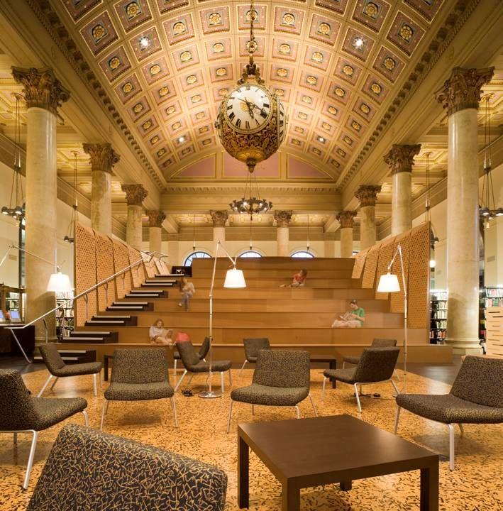 Exceptional Rhode Island School Of Design, Fleet Library,
