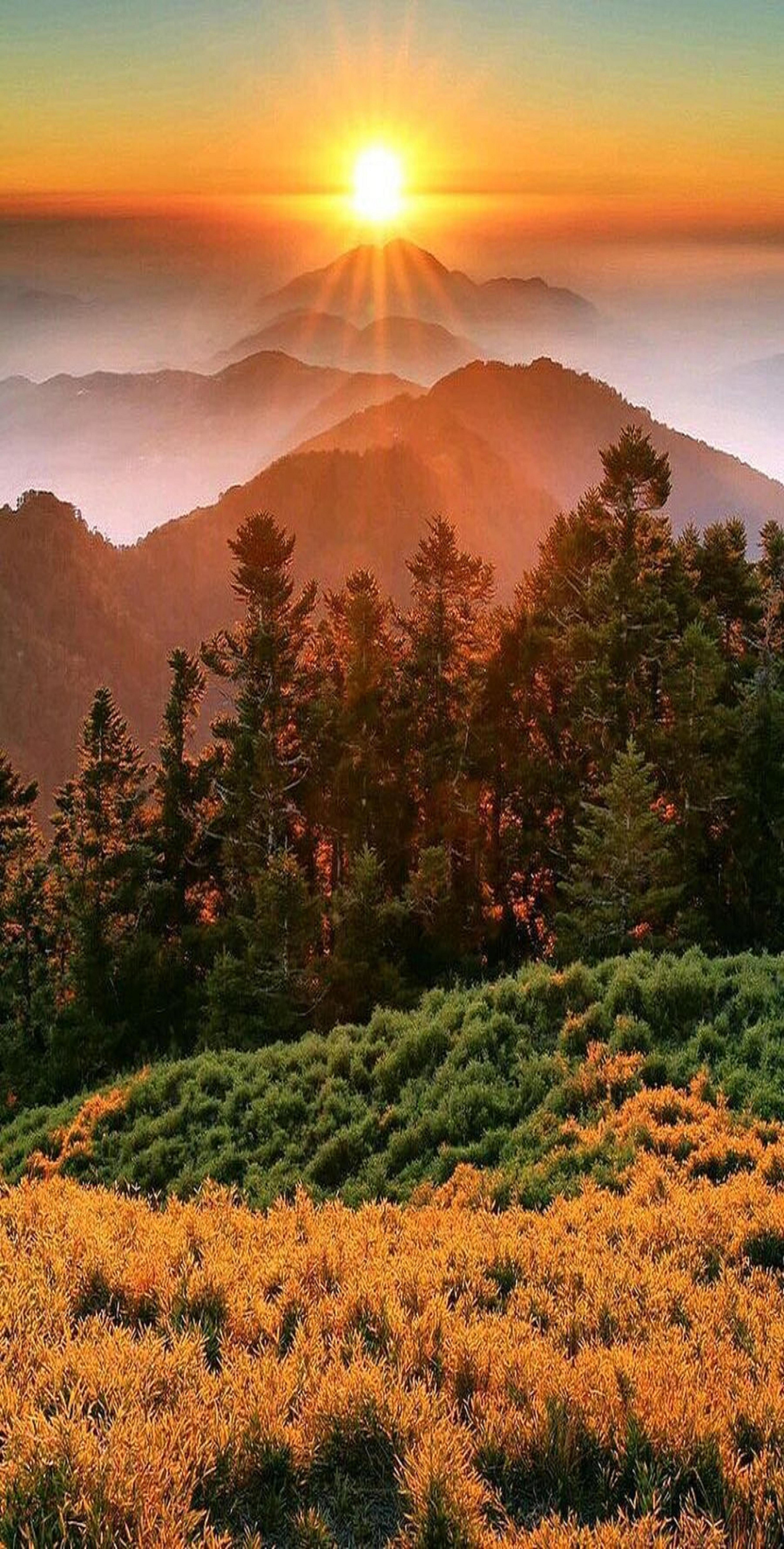 Pin By Jessica Branstetter Bowen On Sunset Beautiful Nature Beautiful Landscapes Nature