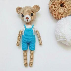 Der Neuen Baby Stricken, 2020 | Ayıcık, Amigurumi, Amigurumi modelleri | 288x290