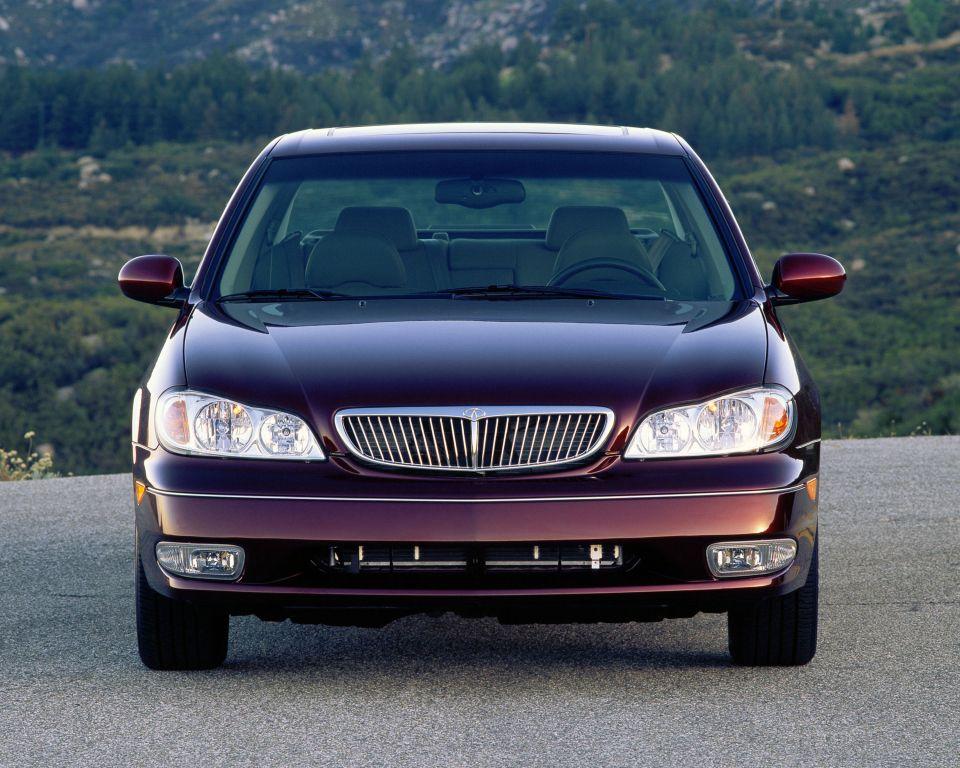 2000 01 Infiniti I30 A33 1999 2001 Car Front Infiniti Nissan