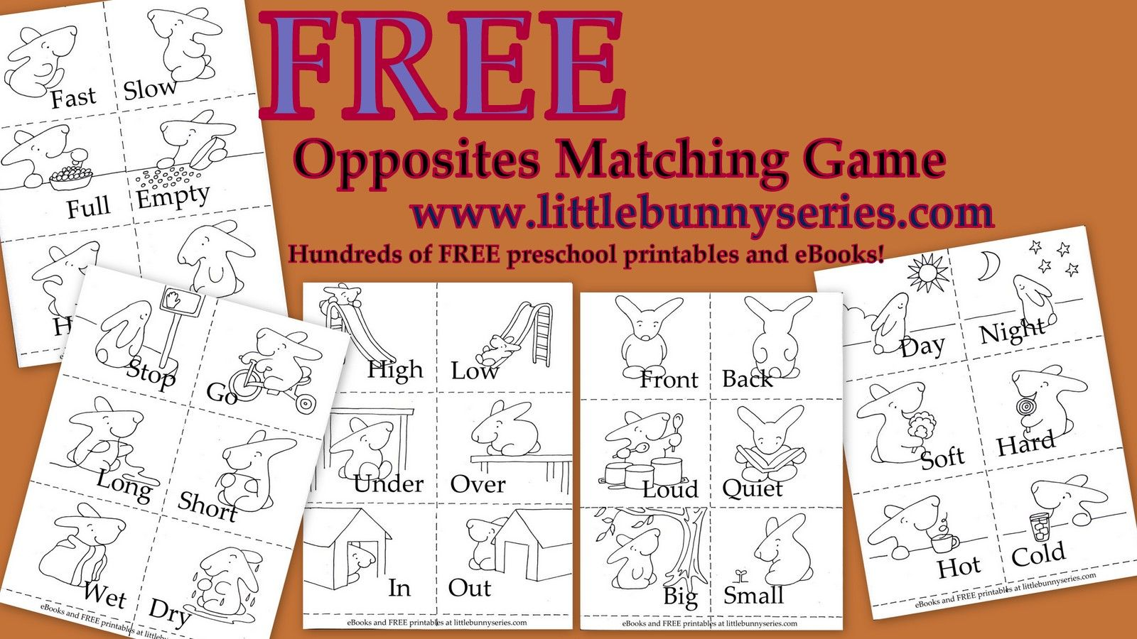 Ebooks And Hundreds Of Free Preschool Printables At