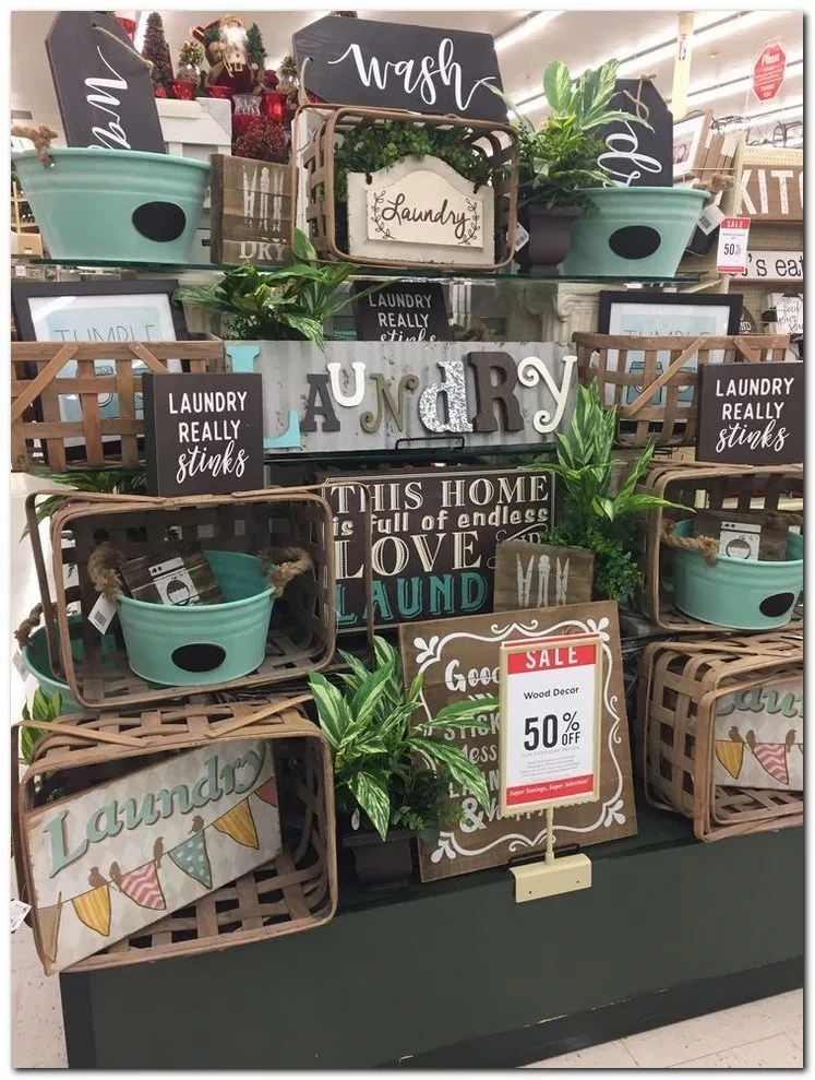 34 Creative Hobby Lobby Farmhouse Decor Ideas 14 Hobby Lobby Decor