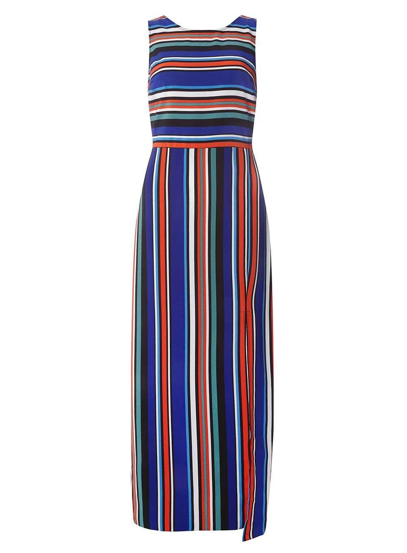 Really Buy Cheap Enjoy Dorothy Perkins Womens Striped Sleevless Maxi Dress- 09nGiK5