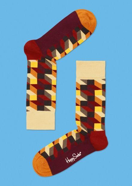 Slick Socks @ HappySocks