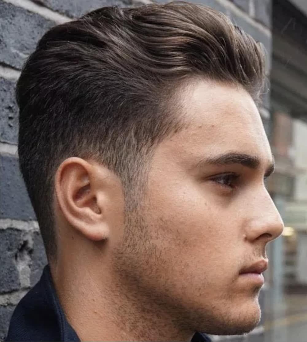 best taper fade haircut styles always trending pinterest