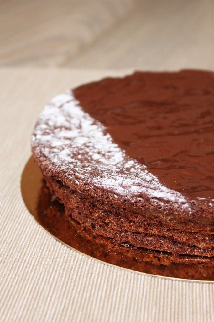 Fondant au chocolat & courgette (sans beurre (avec images ...