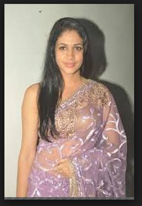 That beautiful voice is back for Lavanya Tripathi Saree