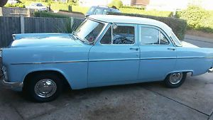 Ford Zephyr Mk2 1961 Classic Car Not A Consul Or Zodiac Ebay