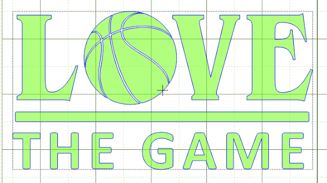 Download Lilacs and Lupines: Basketball Love the Game Free SVG File ...