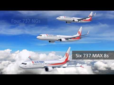 Shhh... Boeing's New 737 MAX Redefines a Quiet Airplane - YouTube