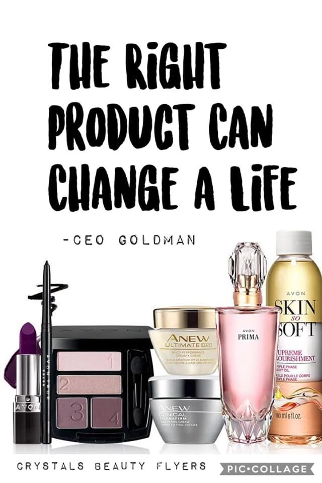 Hello Beautiful Avon Has Products That Will Change Your Life