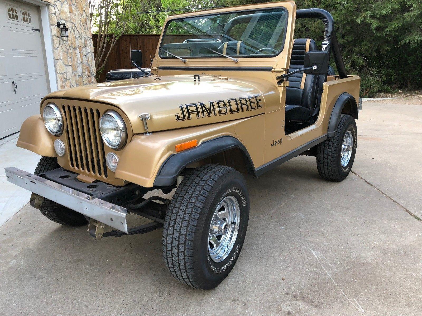 Ebay 1982 Jeep Cj Cj7 Jamboree Jamboree 134 Jeep Jeeplife