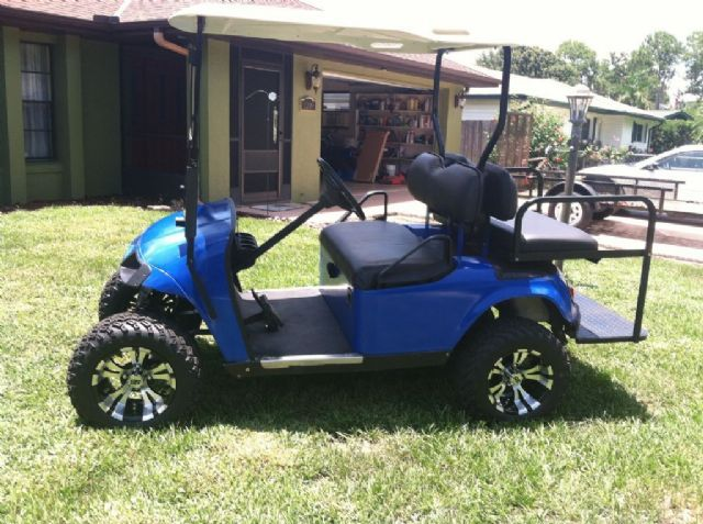 Check Out This 1997 Txt Golf Cart For Sale By Owner On Boatsandcycles Com Golf Carts Golf Carts For Sale Golf
