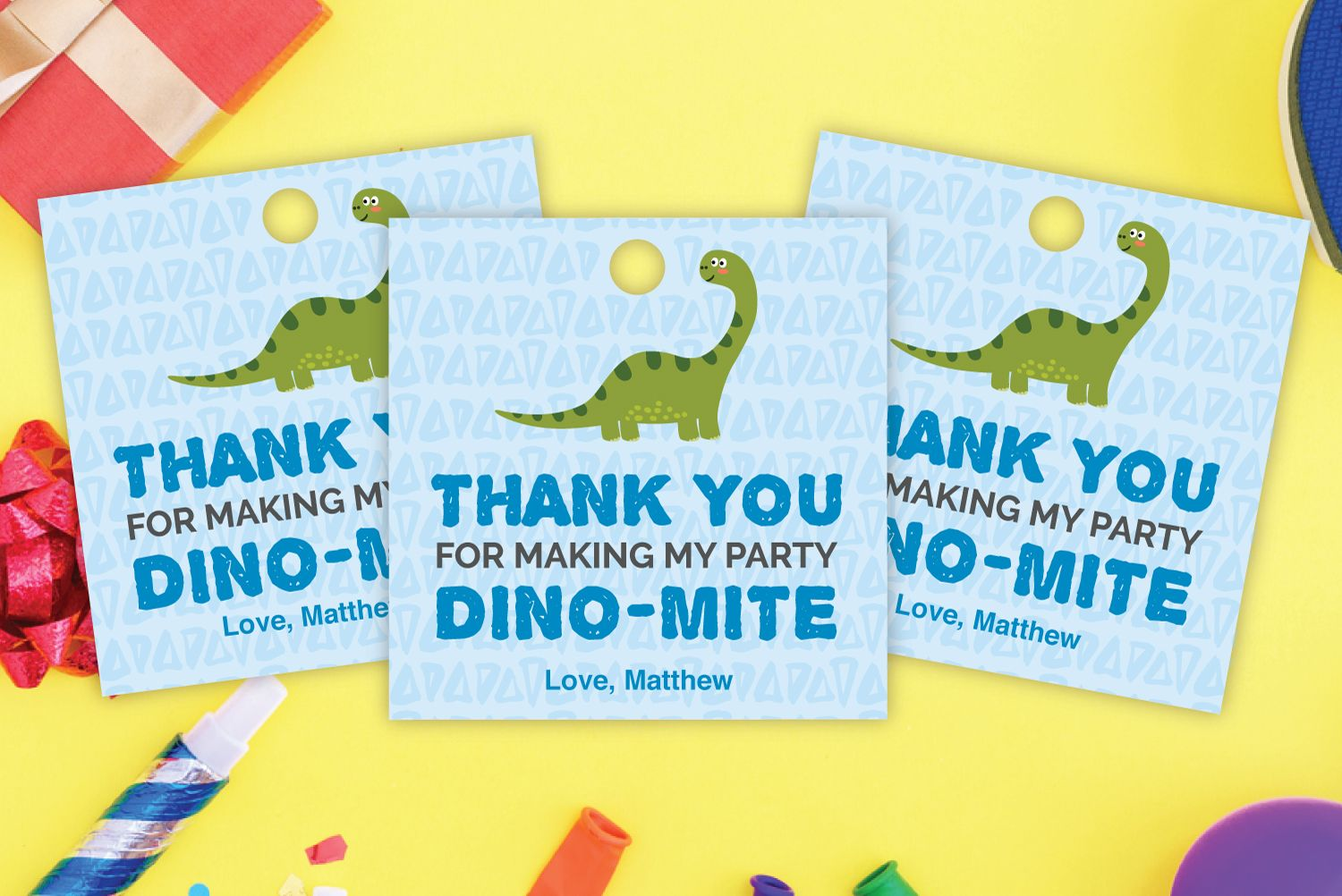 Free Printable Dinosaur Thank You Tags Dinosaur Party Favors Jurassic Park Birthday Party Dinosaur Themed Birthday Party
