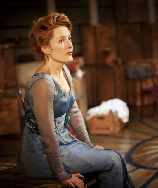 Gillian Anderson In A Doll S House Gillian Anderson Gillian Anderson Movies Actresses