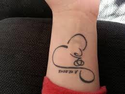 Tattoos Geburtsdatum