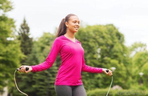 Corde à Sauter Pour Maigrir - 4 Exercices de Cardio