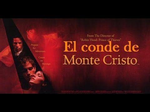 El Conde De Montecristo Alejandro Dumas Pelicula Completa En Espanol Calidad De Imagen Guy Pearce Monte Cristo Movie Posters
