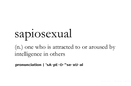 Sapiophile mean does what What Is