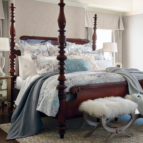 Bedroom Decorating Ideas Totally Toile: Toile Bedding, Boys Bedroom
