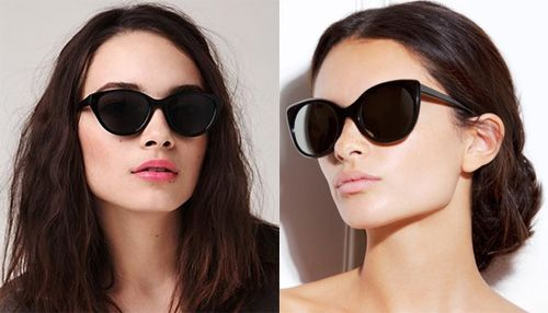 4f2fa6d833e Tips for picking sunglasses  cat eye sunglasses for square face ...