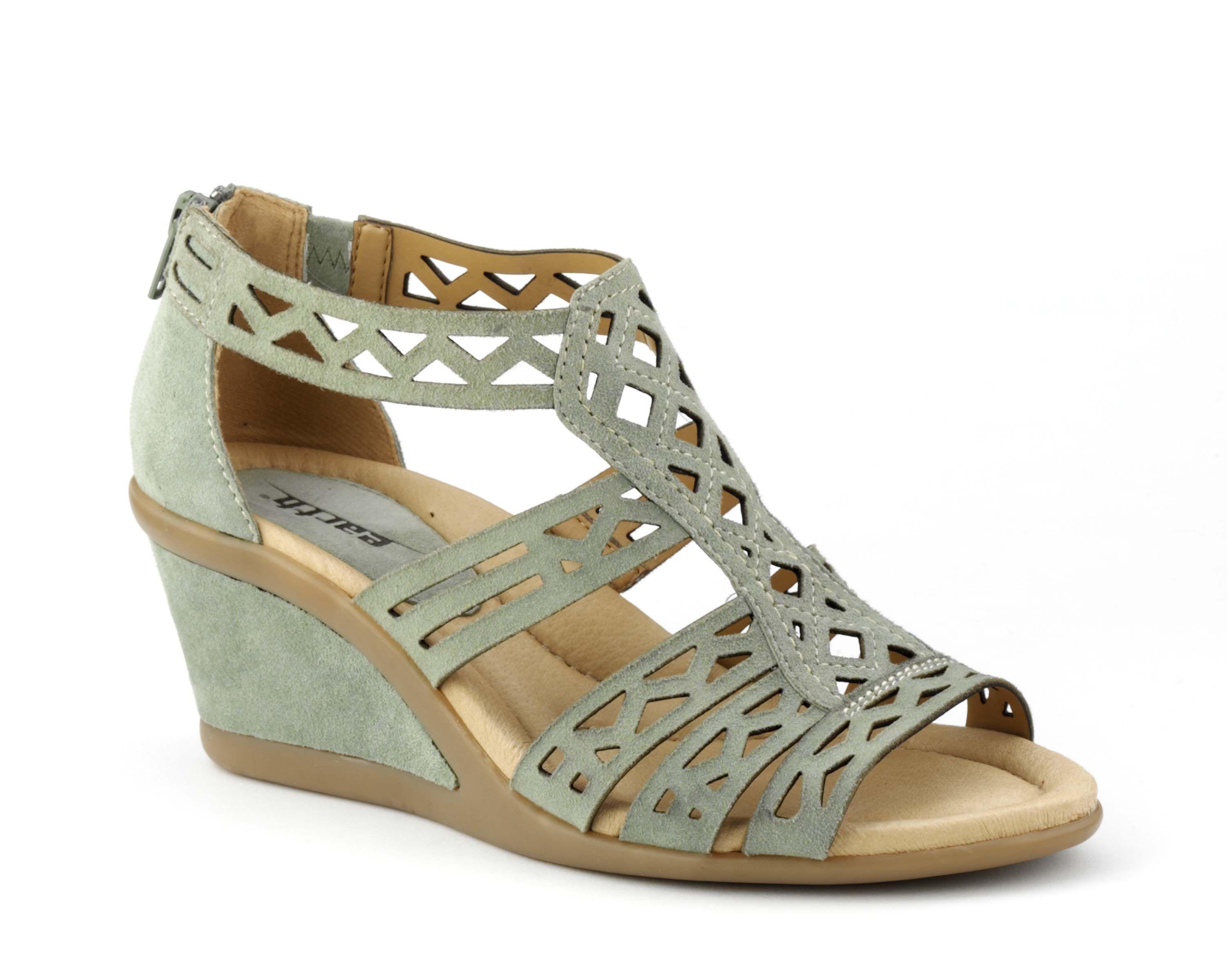 795e6a36674 Woman ·  EarthFootwear Petal shoe  wedges  sandals for Spring  14. http