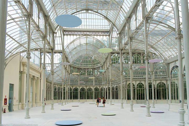 Palacio d Cristal, Madrid