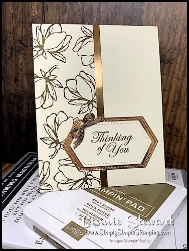 Wow! Make 4 Greeting Cards with 1 easy layout - Simply Simple Stamping