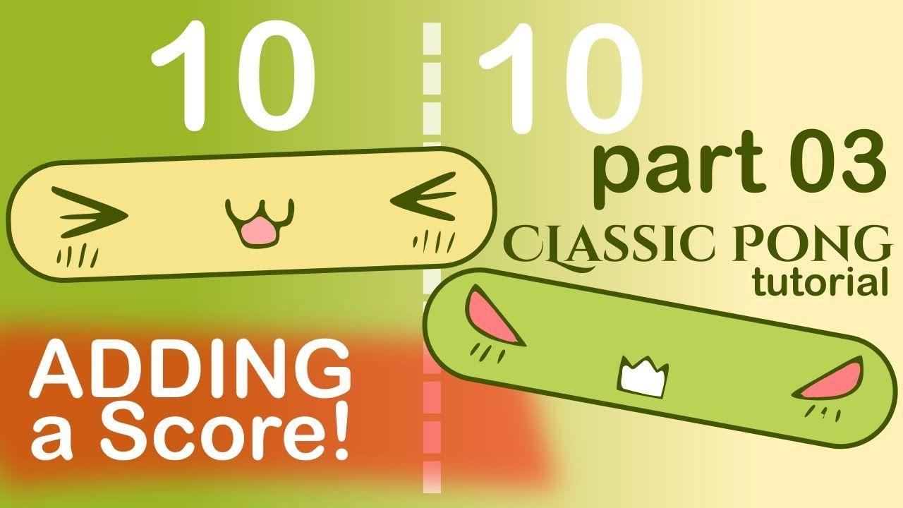 Classic Pong Tutorial add a score Appybuilder / App Inventor 2