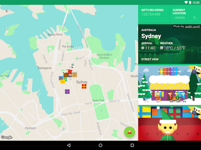 5 of the best Santa apps that prove he's real. Hear that