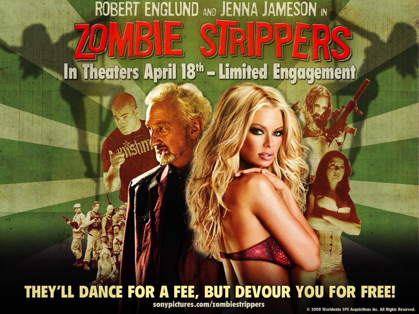 HQ Definition Wallpaper Desktop zombie strippers wallpaper by Esmond Stevenson (2017-03-20)