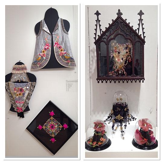 Jan Knibbs – Wearable art #wearableart