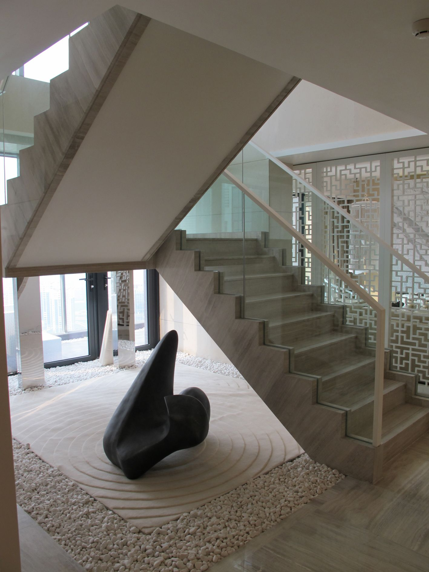 Best Pin By Hotung Design On L 楼梯 Modern Staircase House 400 x 300