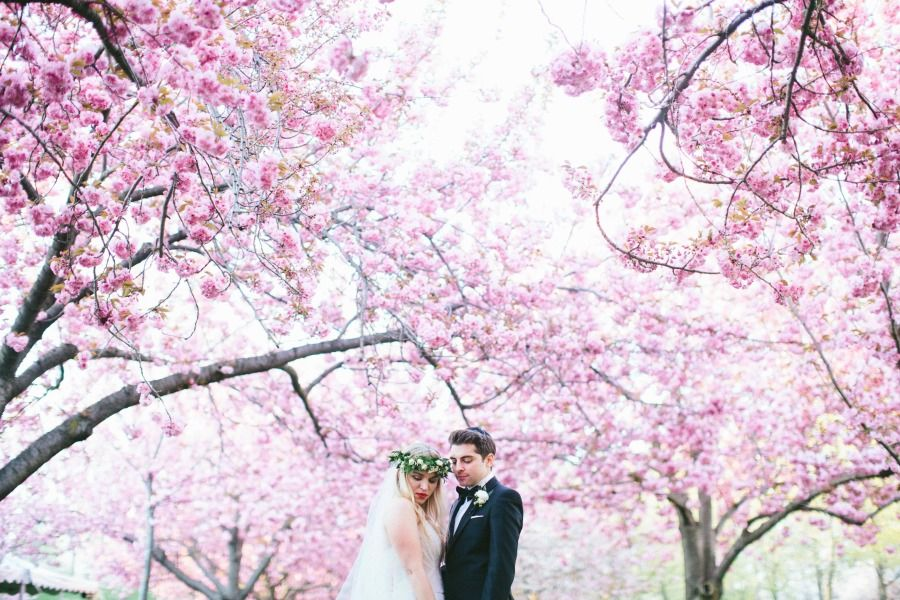 Photography: Stoffer Photography - stofferphotography.com   Read More on SMP: http://www.stylemepretty.com/2016/03/30/this-is-why-were-crushing-hard-on-spring-weddings/