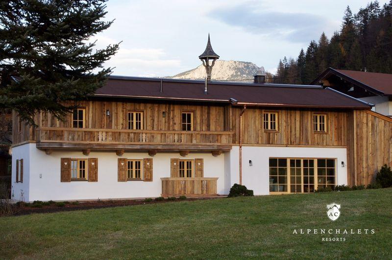 Photo of Antica fattoria come uno chalet di lusso nel Kitzbüheler Alpen – vacanza in baita a Kitzbühe …