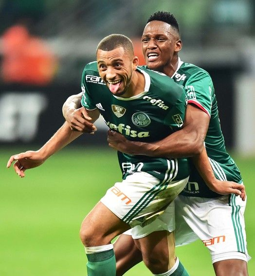 Sobem todos! Palmeiras 2 x 1 São Paulo