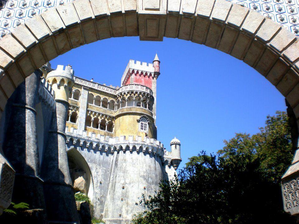 janela 288 palácio Pena sintra