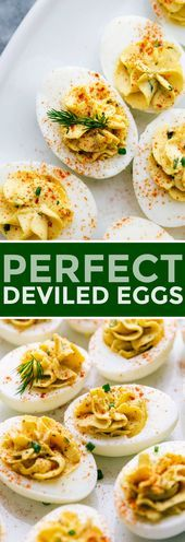 Photo of A good deviled eggs recipe is one of those essential recipes you'll want in your…