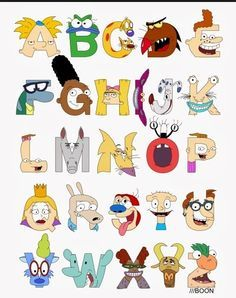Pin by Tiffani Kline on 00000alphabet cute sets | Character letters