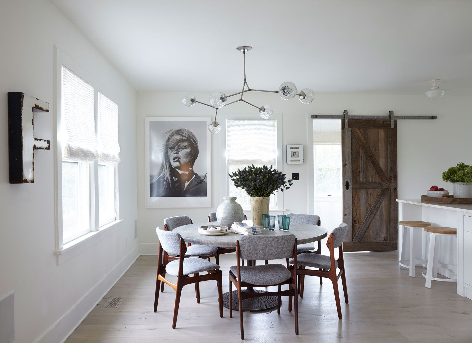Dining Room Light Height Unique Your Dream Weekend House In The Hamptons  Modern Farmhouse 2018