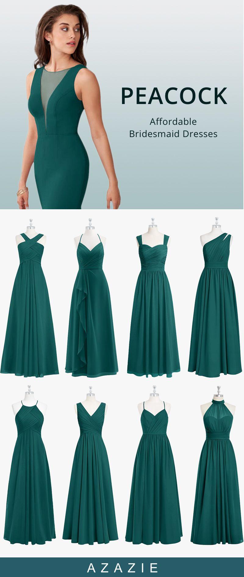 Peacock Bridesmaid Dresses At Affordable Prices In 2020 Peacock Bridesmaid Dresses Bridesmaid Dresses Burgundy Bridesmaid Dresses