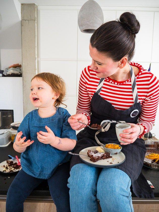 KochEvent Familienküche. Gemeinsam mit vielen kleinen