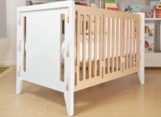 La cuna de Gro Furniture, o como dar nueva vida a tus muebles ...