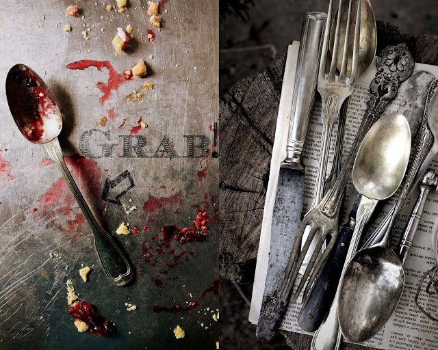 Pratos e Travessas: Crumble de morango e mirtilhos sem glúten # Gluten free strawberry and blueberry crumble * Recipes, photography and stories