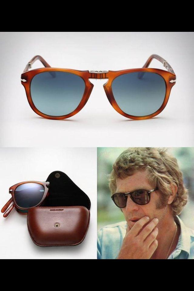14a807bbf78b Persol Steve mcqueen...lovely | Peepers | Steve mcqueen sunglasses ...