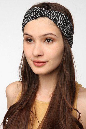 Dashing Stripe Headwrap