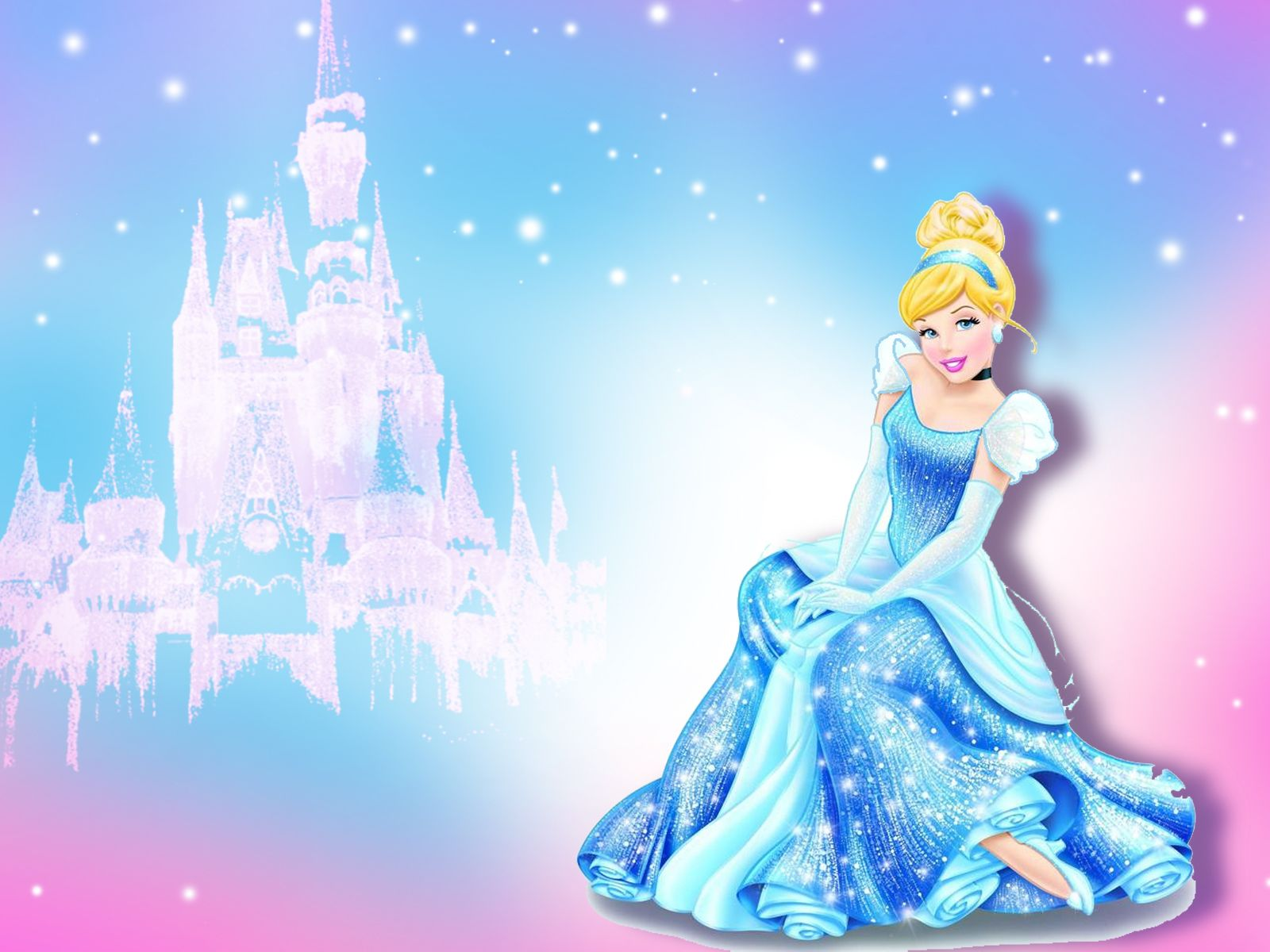 Beautiful HD Cinderella Wallpaper Background Pictures